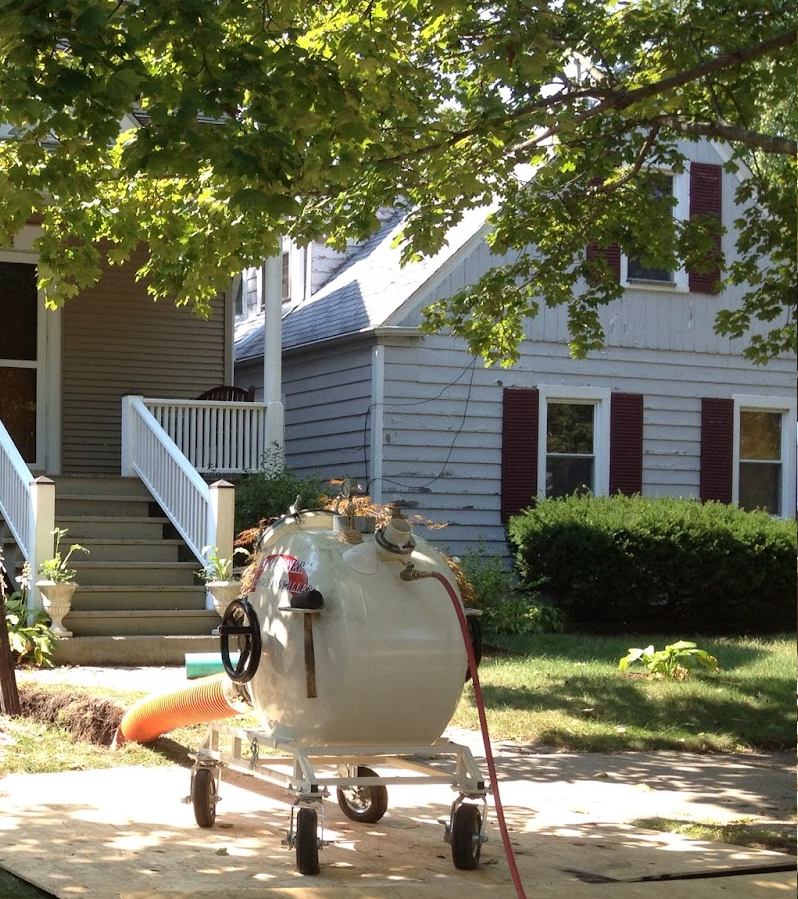 A Boston resident was facing a pricey pipe repair!