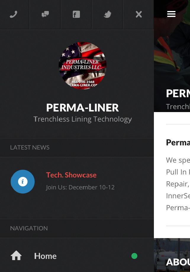 Boston, Perma-Liner™ is going mobile!